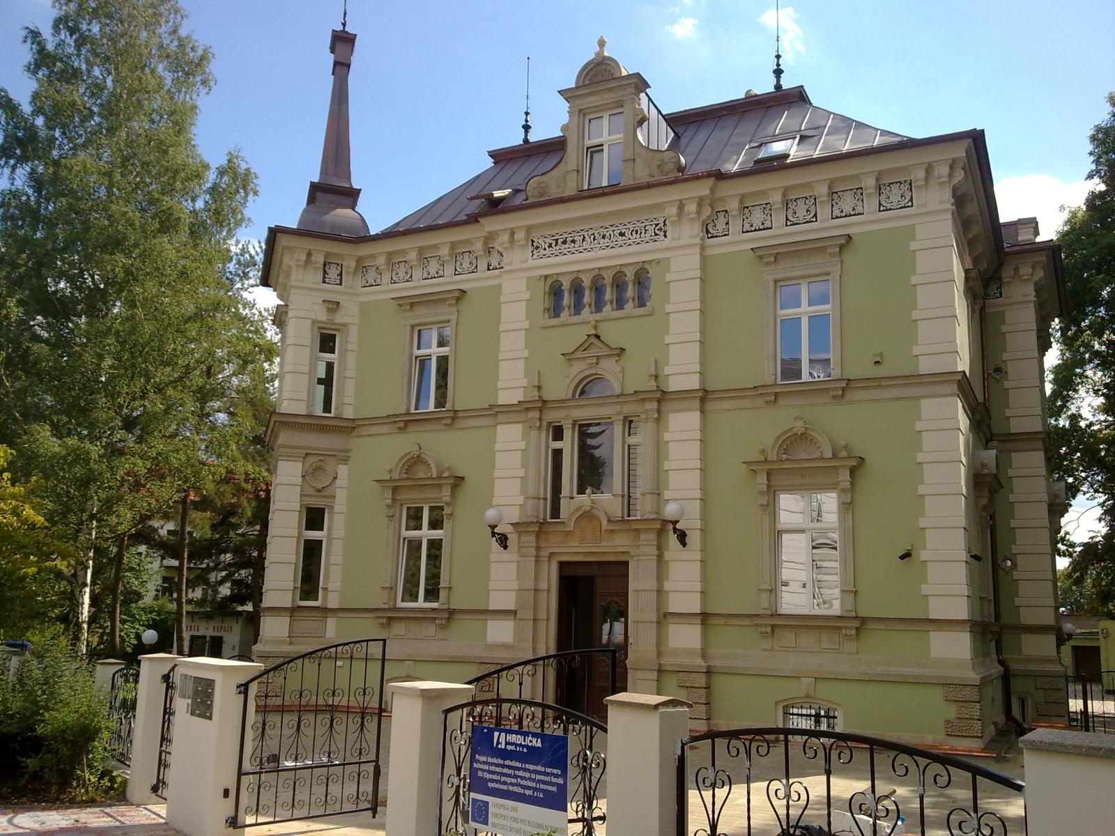 Villa Hrdlička